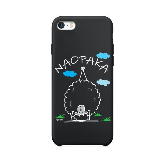 5 SE I phone crna Naopaka