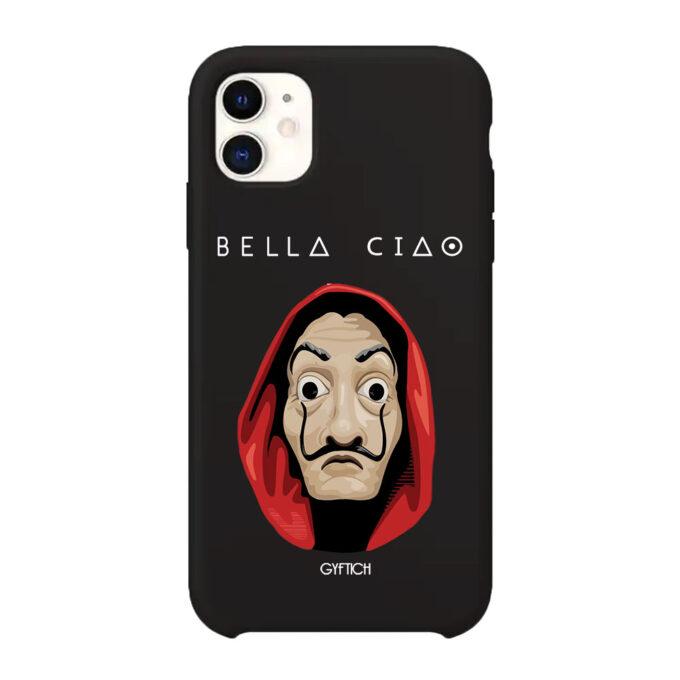 Bella Ciao crna Iphone 11