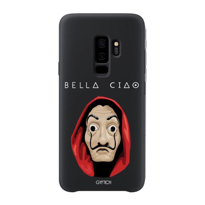 Bella Ciao crna Samsung Galaxy S9