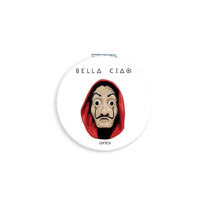 Bella Ciao okruglo ogledalce