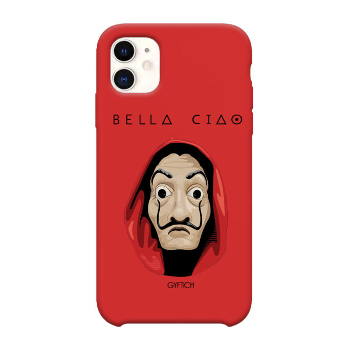 Bella Ciao crvena Iphone 11