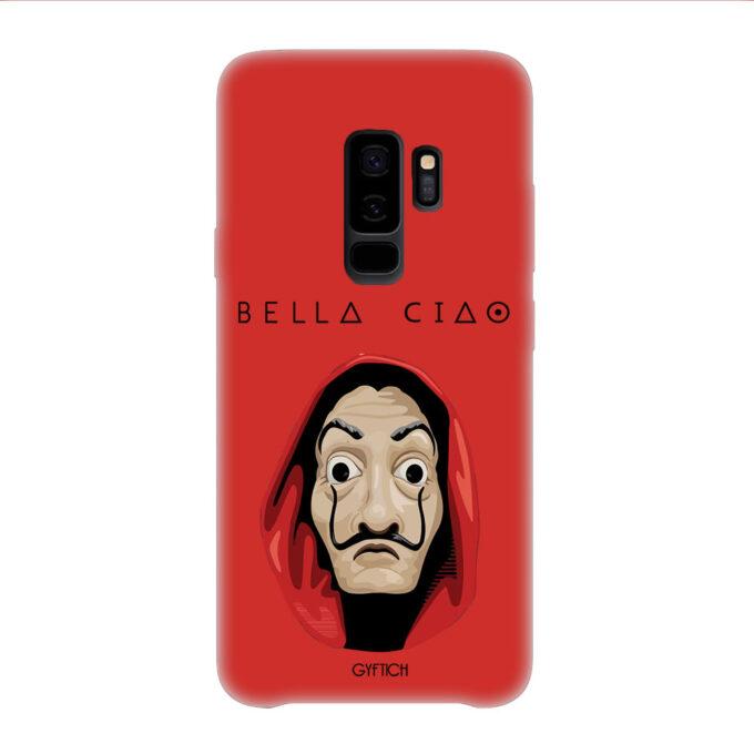S9 Samsung Galaxy crvena Bella Ciao